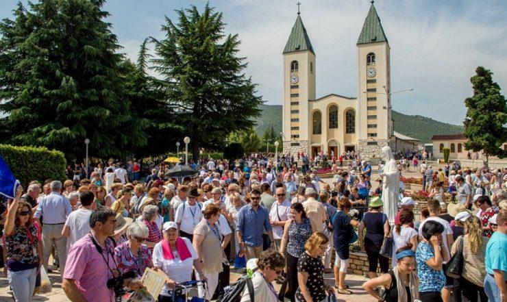 Photo of Veliki interesi za hodočašća u Međugorje nakon popuštanja epidemioloških mjera u FBiH i otvaranja granica za HR, SRB i CG