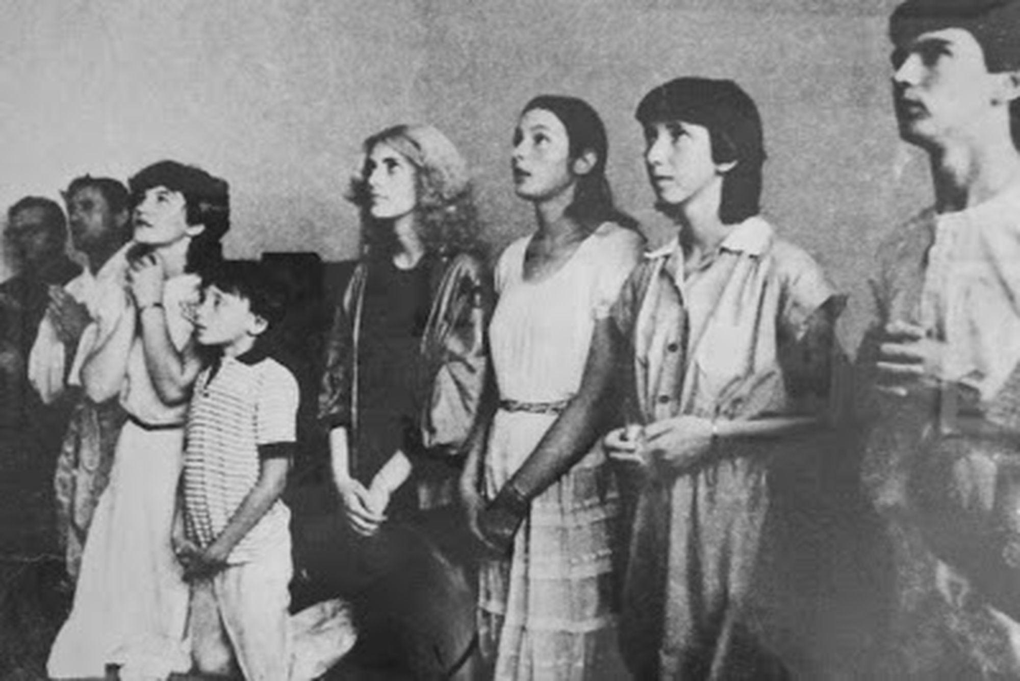 Photo of Crno/bijeli video uradak od samih početka ukazanja u našem Međugorju (1981)