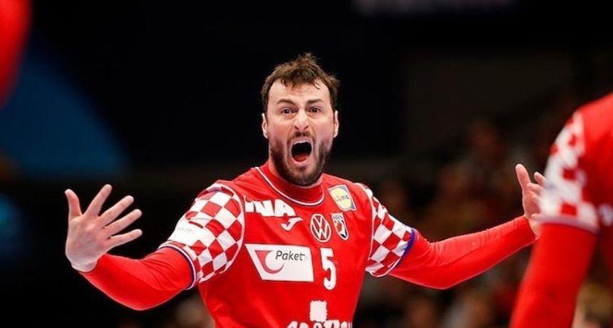 Photo of Domagoj Duvnjak, najbolji rukometaš u sezoni 2019/2020 po izboru Balkan Handball