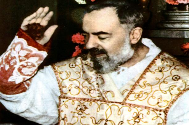 Photo of RINGRAZIAMENTO A PADRE PIO PER GRAZIA RICEVUTA