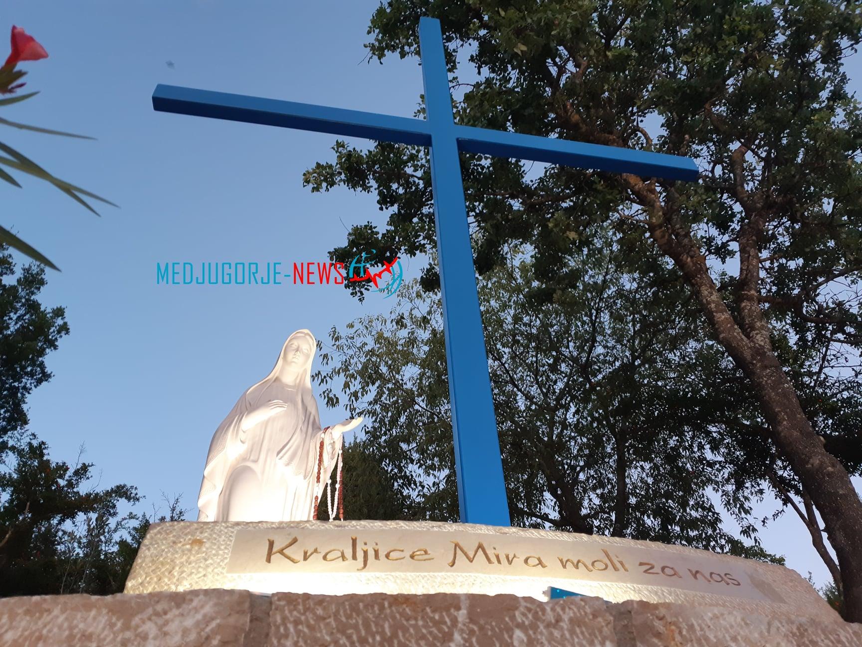 Photo of NAJAVLJUJEMO | 2. srpnja: Molitva kod Plavog križa