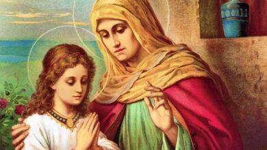 Photo of Učinkovite molitve svetoj Ani – zaštitnici majki, trudnica i braka
