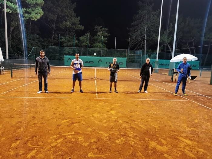 Photo of Igor Musa pobjednik teniskog turnira Carska vina open 2020 u Međugorju