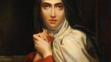 Photo of Oslobodi se strahova pomoću ove kratke molitve svete Terezije Avilske