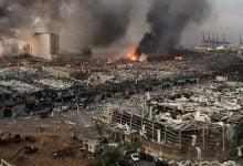 Photo of (VIDEO) Eksplozija u Bejrutu u crkvi dok je svećenik služio misu