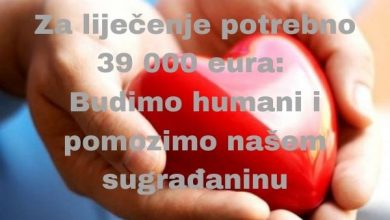 Photo of BUDIMO HUMANI Dvadesetdevetogodišnjak iz Ljubuškog hitno treba pomoć