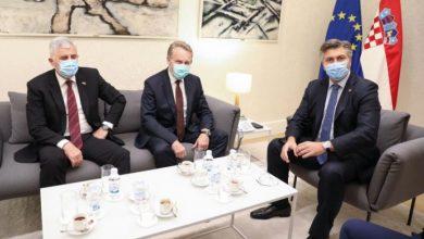 Photo of Plenković s Čovićem i Izetbegovićem o ravnopravnosti triju konstitutivnih naroda