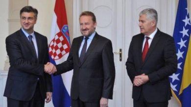 Photo of Što će večeras Plenković, Izetbegović i Čović dogovoriti o pomirbi Bošnjaka i Hrvata?