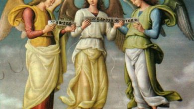 Photo of Molitva svetim arkanđelima Mihaelu, Rafaelu i Gabrijelu