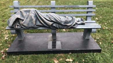 Photo of Isusov kip zbog kojeg su zvali policiju