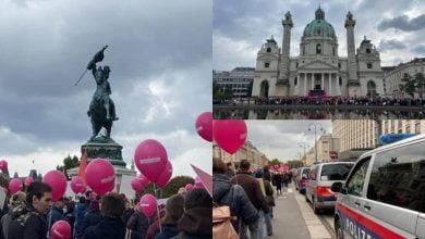 Photo of FOTO VIDEO Velik broj građana podržalo bečki Hod za život: 'Mi smo za život'