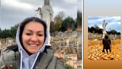 Photo of Nina Badrić u Međugorju: Ja ću otvoriti srce i reći da volim te