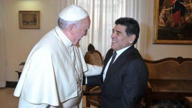 Photo of Papa pozvao na molitvu za Maradonu