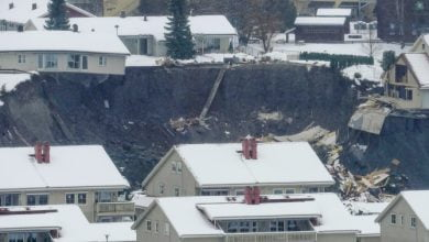 Photo of VIDEO Stravični prizori iz Norveške: Klizište progutalo dio sela
