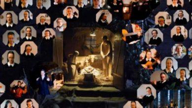"""Photo of KAO IZ RAJA. OVAJ VIDEO MORATE POGLEDATI Redovnice pjevale pjesmu """"Tiha noć"""" na devet jezika"""