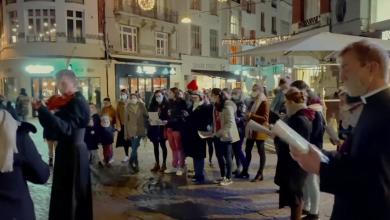 Photo of VIDEO Kreativni svećenici su se pobrinuli za sjajnu predbožićnu atmosferu na ulici