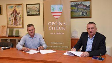 Photo of Potpisan ugovor za izgradnju lokalne ceste u Međugorju