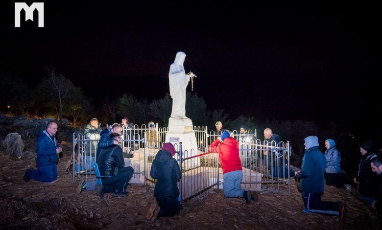 """Photo of FOTO Međugorska molitvena grupa """"Gospa, Majka moja"""", sinonim za molitvu u vrijeme pandemije"""