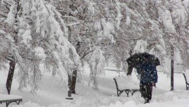 Photo of Stiže nam snijeg: Narednih dana zabijelit će se većina gradova u BiH