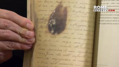Photo of Dnevnik velike svetice kojeg je vrag pokušao spaliti