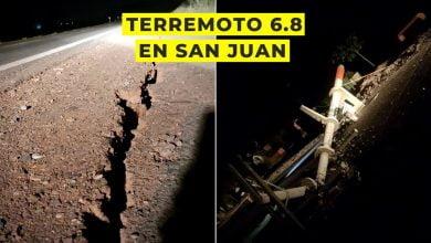 Photo of DILJEM SVIJETA TLO PODRHTAVA                      Potres magnitude 6.8 pogodio…