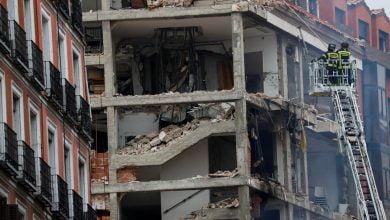 Photo of UŽAS U MADRIDU Eksplozija se dogodila u zgradi koja je u vlasništvu katoličke župe